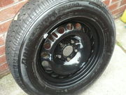 Car wheels for sale Wakefield area all good tyres