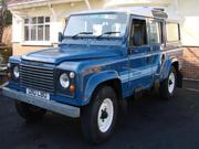 1986 Land Rover LAND ROVER DEFENDER 110 CSW VERY LOW MILEAGE 39000