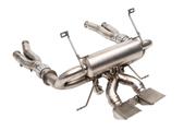 Get Lamborghini Adventador Titanium Exhaust System