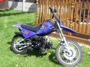 kids 90cc semi automatic motorbike